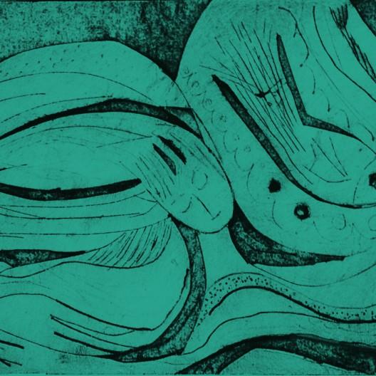 filigrane-dessin-turquoise